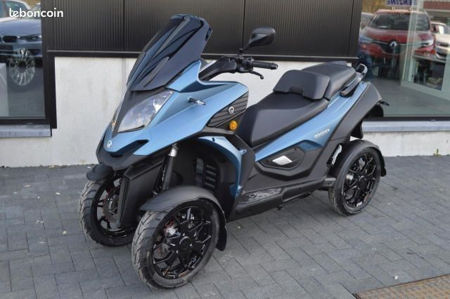 ANAMAX BOUTIKMOTO - Scooter Quadro qooder 400