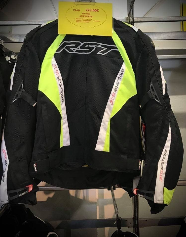 ANAMAX BOUTIKMOTO - Veste RST CPXC VENTED