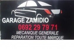 Garage Zamidio  - Auto/ Moto  Saint-Pierre