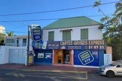 CARTE GRISE EXPRESS 974  - Services au public Saint-Pierre