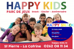 HAPPY KIDS - Enfants Saint-Pierre