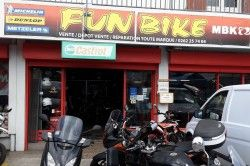 FUN BIKE - Auto/ Moto  Saint-Pierre